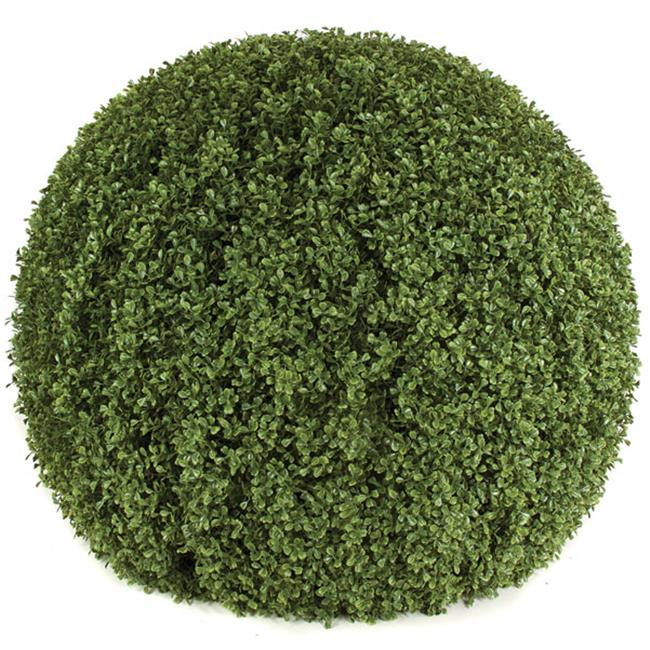 Autograph Foliages AUV-150060 36 x 29 in. Boxwood Ball, Green