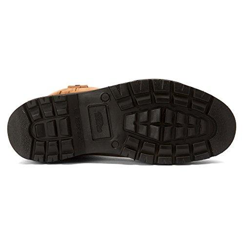 TEGOPRO Men's T40000 Construction Shoes 10.5 Brown