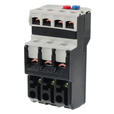 Nr2 25 3 Pole Electric Motor Thermal Overload Relay 4a 6a