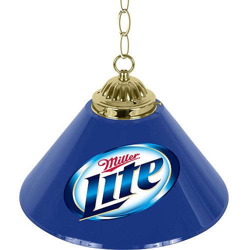 "Trademark Global Miller Lite 14"" Single Shade Bar Lamp"