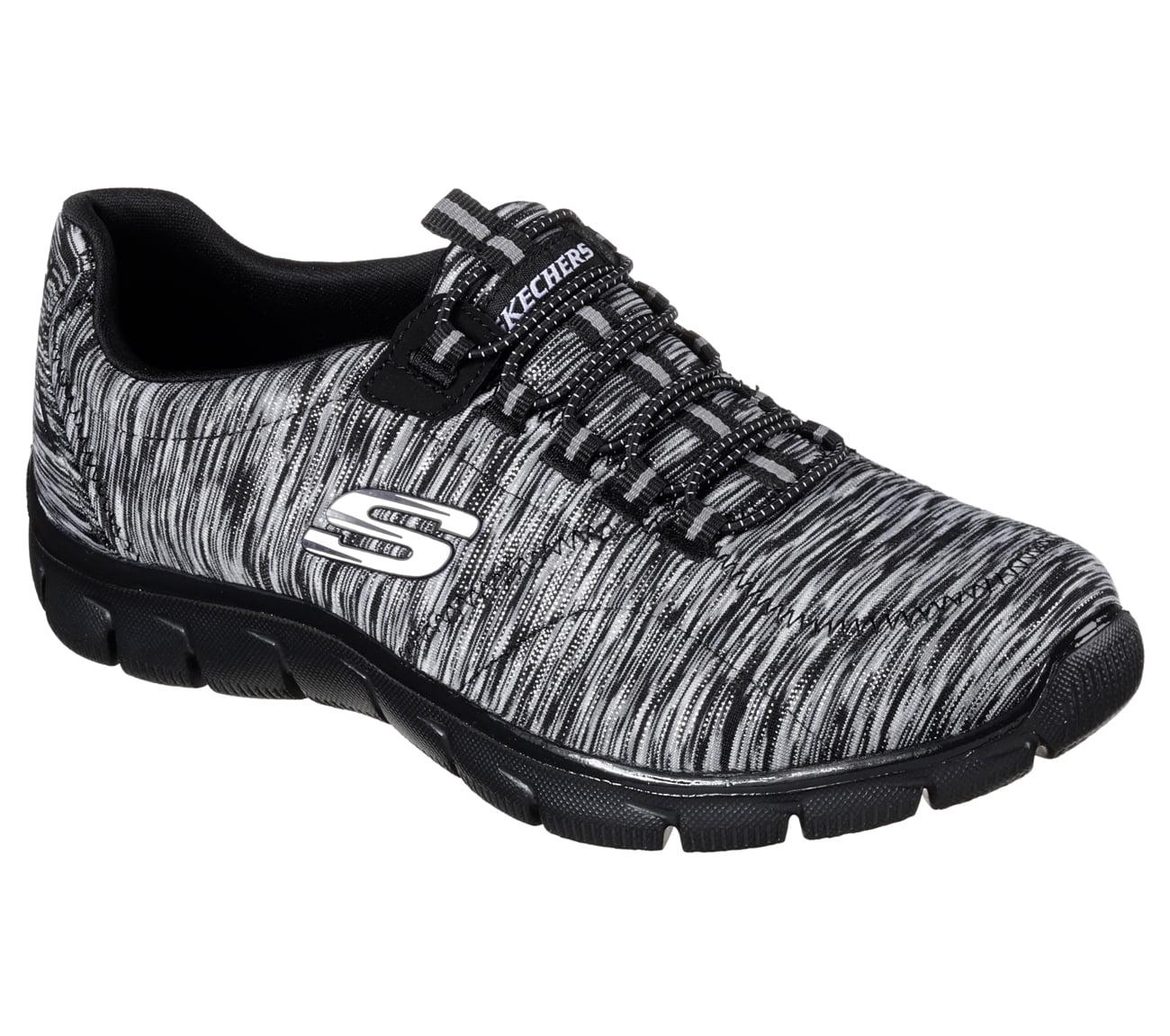 skechers 12414BKCC Women's EMPIRE - GAME ON Walking Shoes