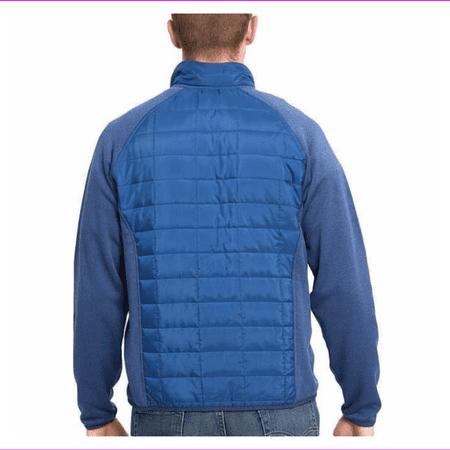 Orvis Garment (Orvis Mixed Media Hybrid Jacket XXL/True Blue)