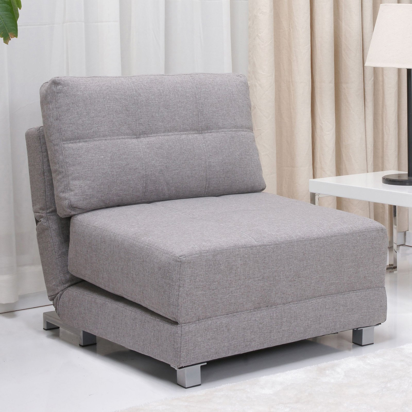 Gold Sparrow New York Convertible Fabric Chair Bed
