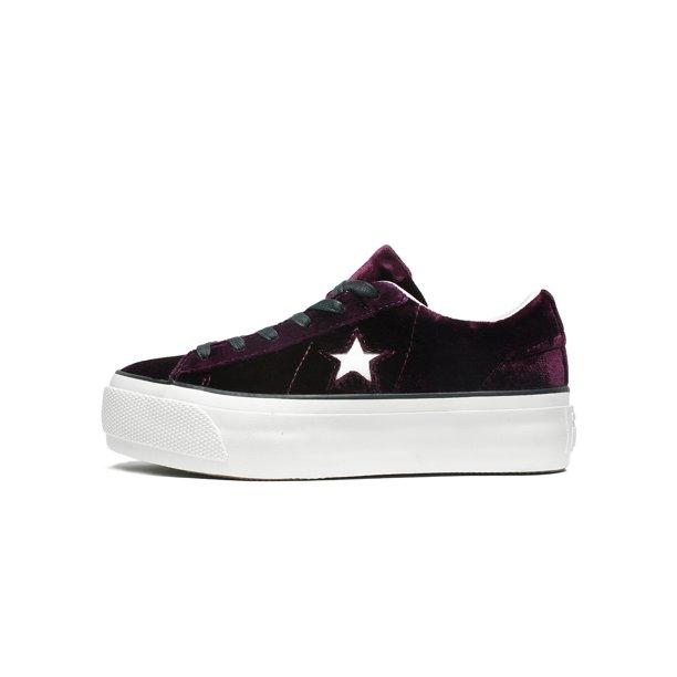 converse one star ox platform