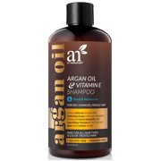 Argan Oil Regrowth Shampoo 16 oz - Hair Growth Treatment Fights DHT Sulfate Free