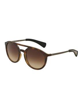d7ce51f23fa8 Product Image DOLCE   GABBANA Sunglasses DG 6101 302813 Matte  Havana Gunmetal 53MM