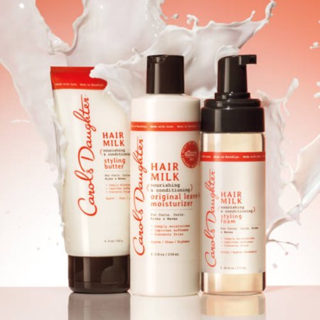 Carol's Daughter Hair Milk Collection