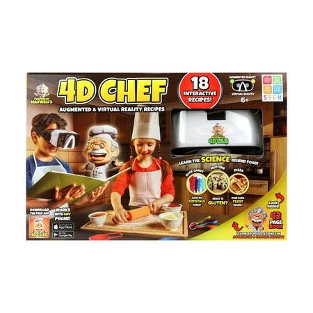 Professor Maxwells 4D Chef