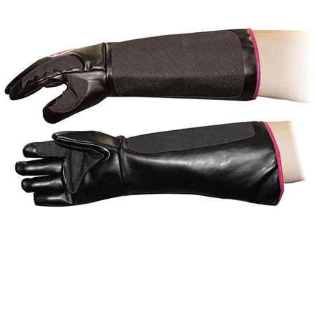 The Beast Kevlar Pet Groomer Protection Glove Pair Flexible Puncture