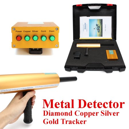 Aimeeli AKS Diamond Detector Gold Gemstone Jewelry Test Underground Metal Copper (Best Metal Detector For Jewelry)