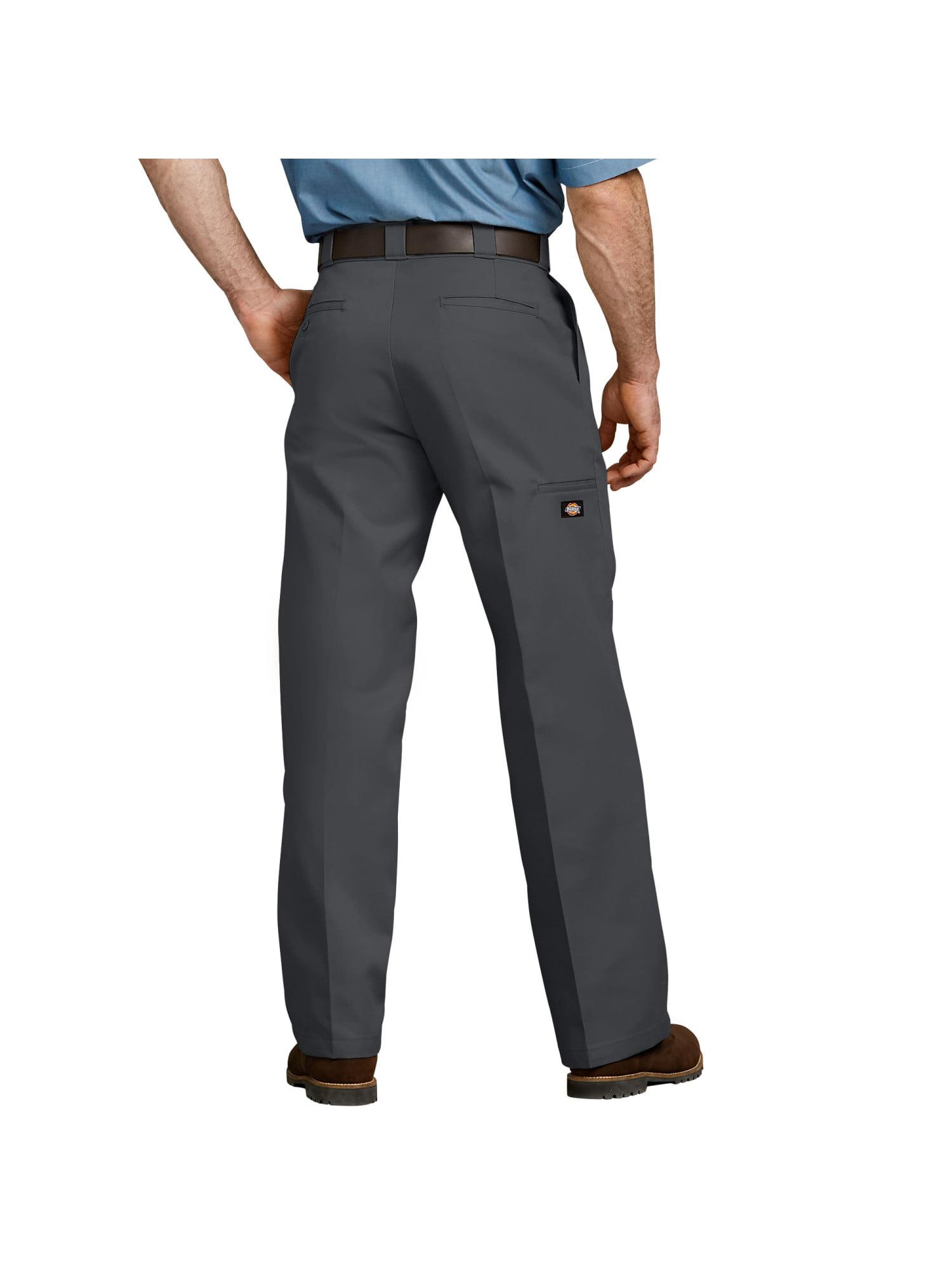 6ede6b10cc872 Dickies - Big Men's Loose Fit Double Knee Work Pant - Walmart.com