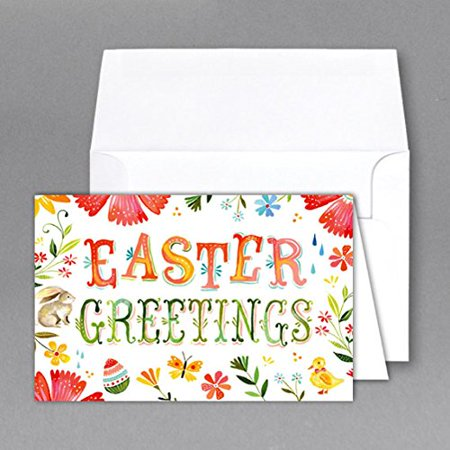Easter greeting cards envelopes size pack of 25 walmart easter greeting cards envelopes size pack m4hsunfo
