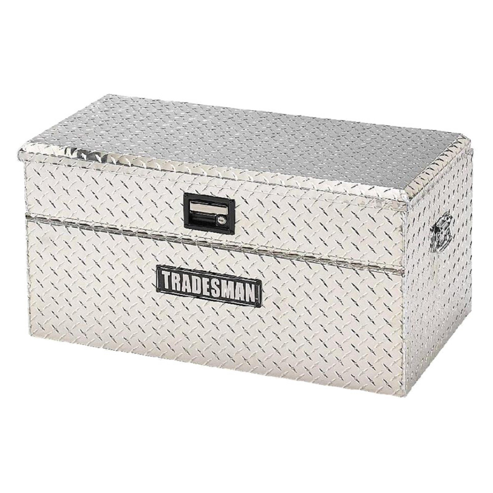 Tradesman Aluminum Workbox with Handles