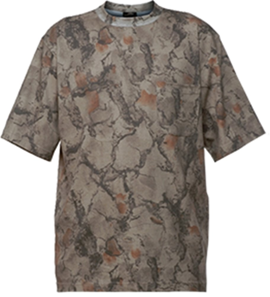 Natural Gear Short Sleeve Tshirt Natural Camo Xlarge