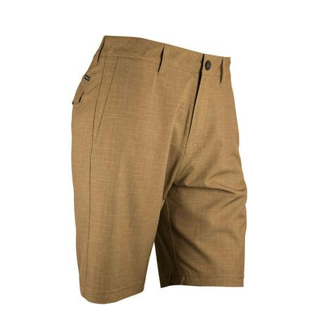 Quiksilver Mens Everyday Platypus Amphibian 20 Shorts - Khaki Brown