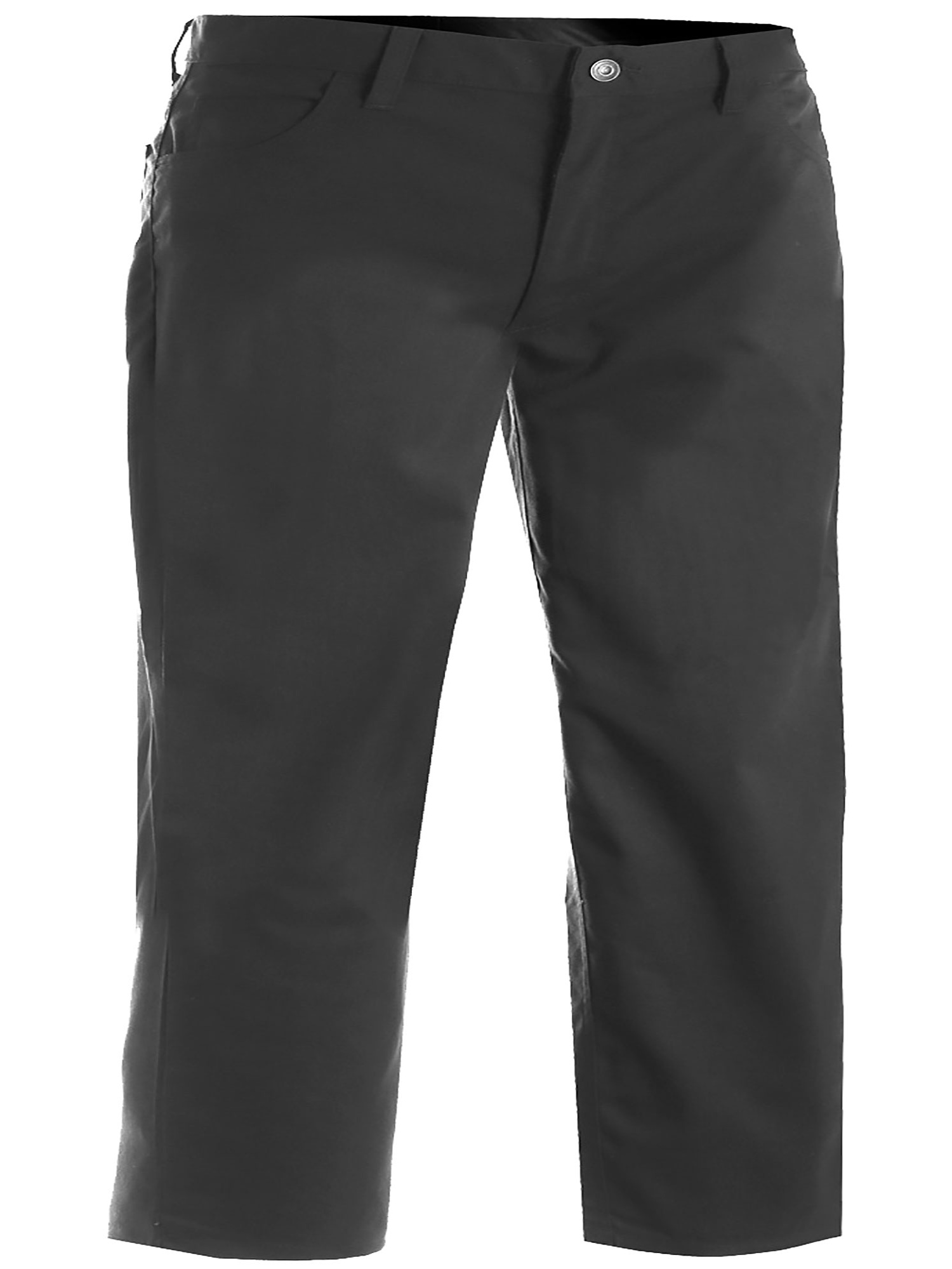 BLACK MENS SILVER CHOICE RELAXED FIT ZIP POCKET TROUSERS GREAT FOR SCHOOL