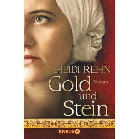 Heidi Satin (Gold und Stein - eBook)