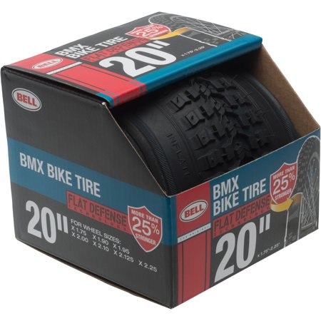 Bell Sports Flat Defense BMX Bike Tire, 20