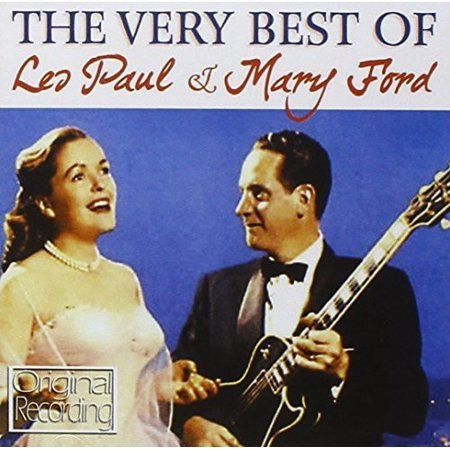 Very Best Of Les Paul & Mary Ford (Vinyl)