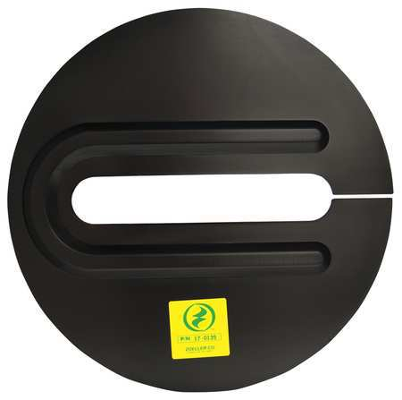 Sump Basin Cover,Height 1 In ZOELLER 17-0135