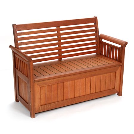 Amazing Delahey 4 Storage Bench Onthecornerstone Fun Painted Chair Ideas Images Onthecornerstoneorg