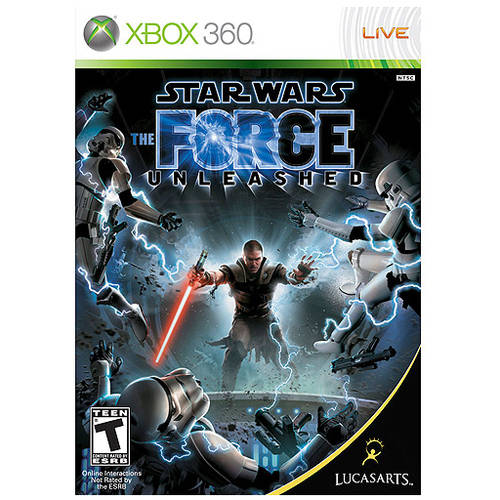Star Wars The Force Unleashed (Xbox 360) - Pre-Owned