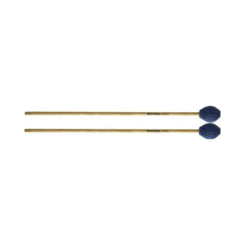 Innovative Percussion IP240 Soloist Series Medium Marimba Mallets w  Birch Handles by Innovative Percussion