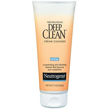 Neutrogena deep clean cream cleanser ingredients