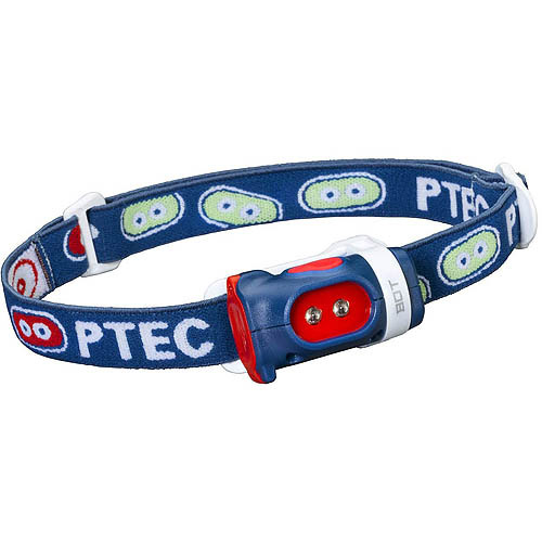 Princeton Tec BOT LED Headlamp, Blue