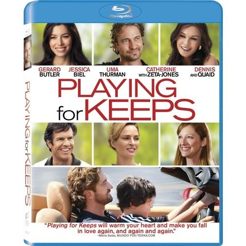PLAYING FOR KEEPS (BLU-RAY/ULTRA VIOLET/DOL DIG 5.1/WS/2.40/ENG/LATIN AME)