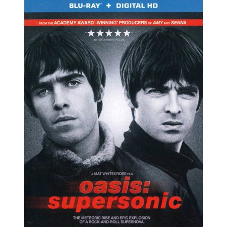 Liam Gallagher Oasis - Oasis: Supersonic (Blu-ray)