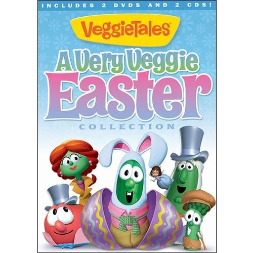 VeggieTales: A Very Veggie Easter Collection (2 DVDs + 2 CDs) (Widescreen)