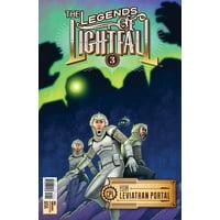 The Legends of Lightfall - Volume Three : The Leviathan Portal