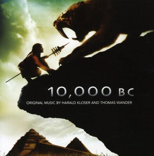 10,000 BC (Score) Soundtrack
