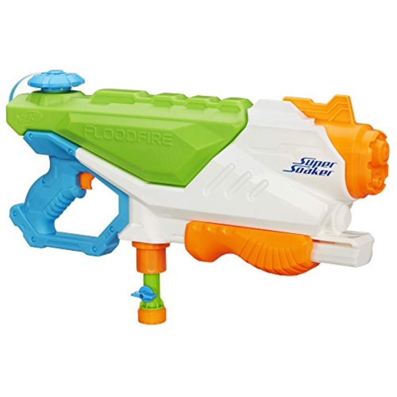 SUPERSOAKER Nerf Super Soaker FloodFire Blaster by