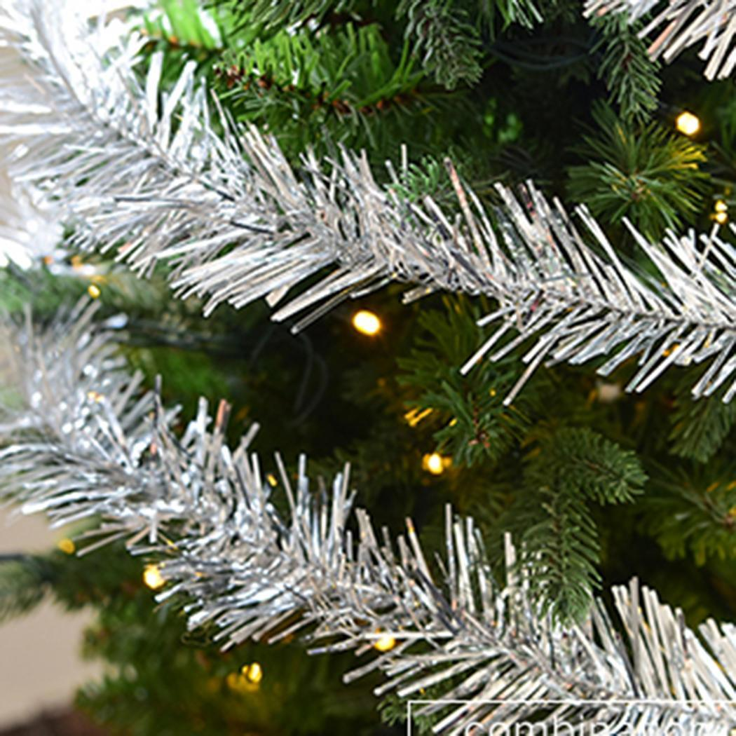 ChristmassPine Tree Branch Ribbon DIY Home Hanging Ornament Décor Caroj - image 2 of 8