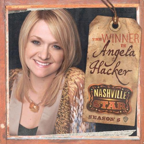 The Winner Is Angela Hacker