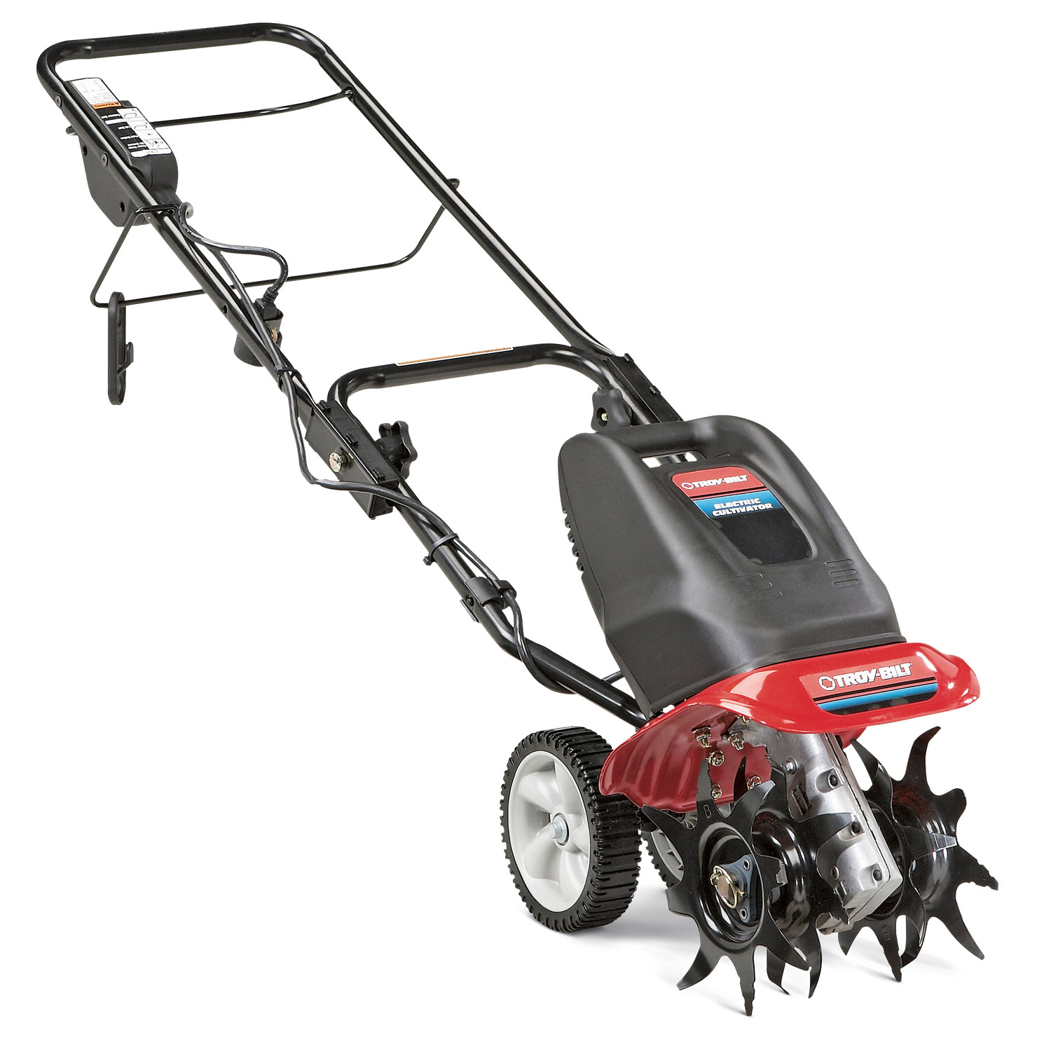 MTD Troy-Bilt TB154E Lightweight 6.5 Amp Electric Garden ...