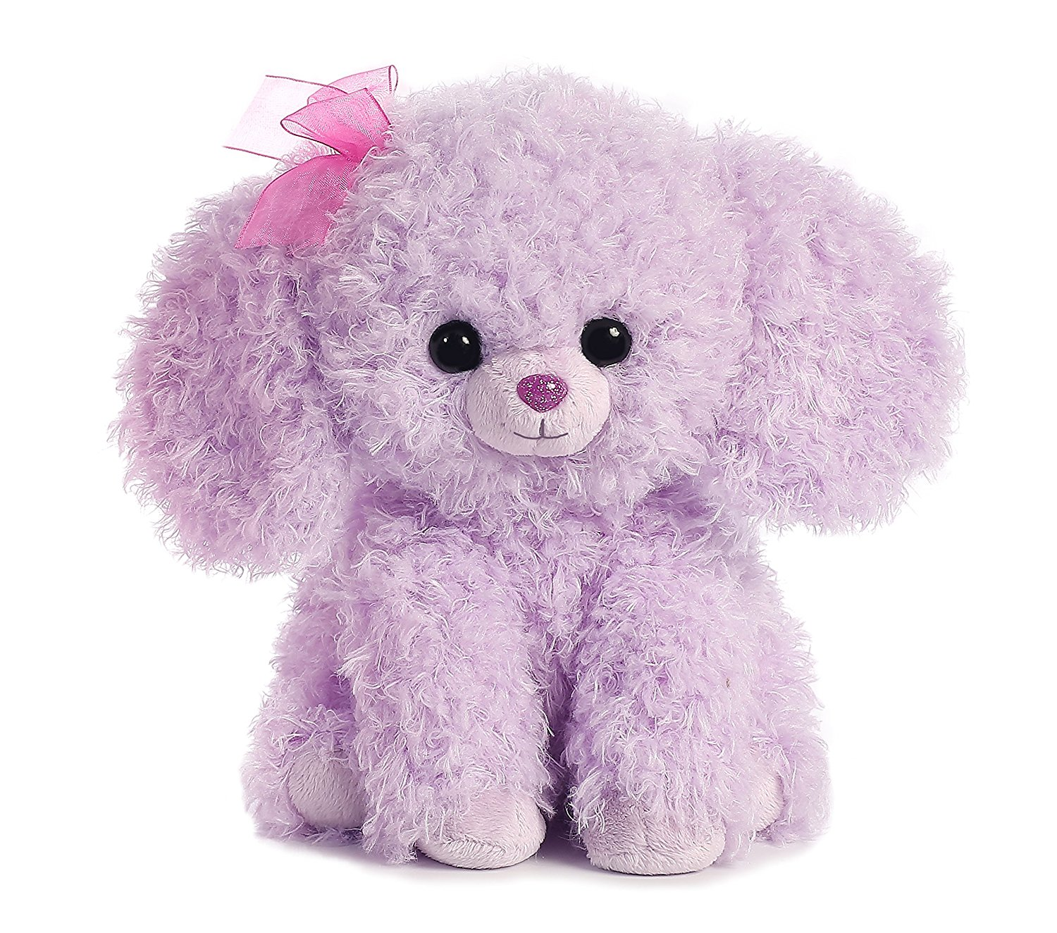 World Cotton Candies Sassy Puppy Plush, Measures 9 long By Aurora by