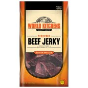 World Kitchens Natural Style Teriyaki Beef Jerky, 9 Oz.