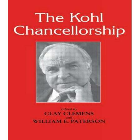 The Kohl Chancellorship The Kohl Chancellorship