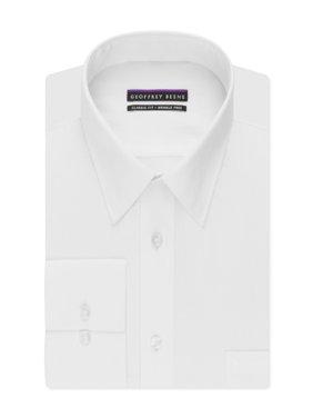 Geoffrey Beene Mens Classic Button Up Dress Shirt