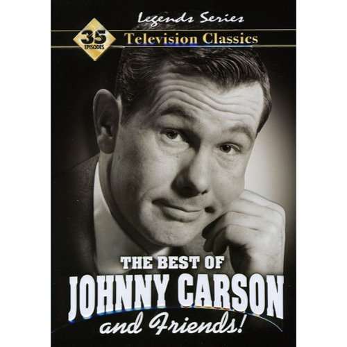 The Best of Johnny Carson and Friends Collectible Tin by Mill Creek