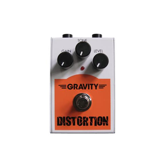 Gravity GDT1 Guitar Distortion Effects Pedal by Gravity
