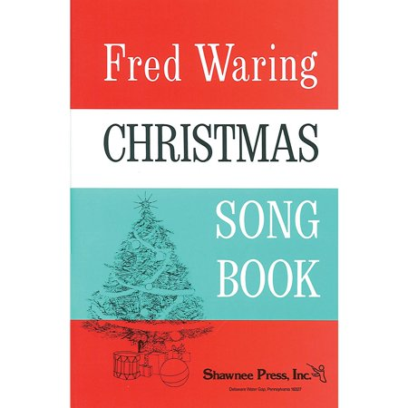Shawnee Press Fred Waring - Christmas Song Book arranged by Hawley Ades](Fred Halloween Song)
