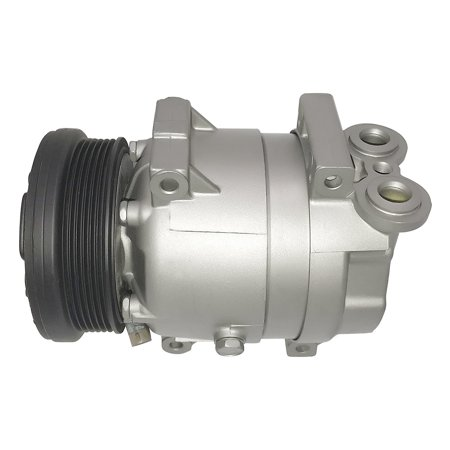 RYC Remanufactured AC Compressor and A/C Clutch FG270 Fits Chevrolet Aveo Wave & Aveo5 (Chevrolet Aveo Ac Compressor Price In India)