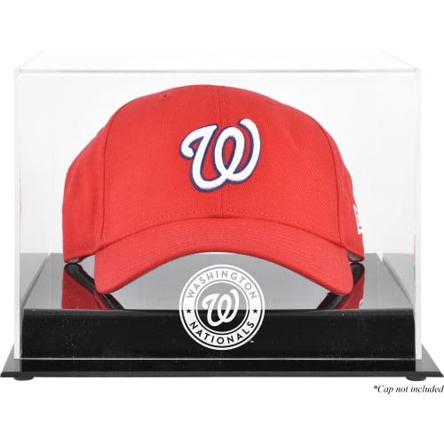 Washington Nationals Fanatics Authentic Acrylic Cap Logo Display Case - No Size