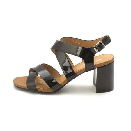 342f8b24fe01 PATRIZIA - Patrizia Womens Laci B Open Toe Casual Ankle Strap Sandals
