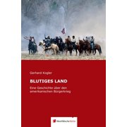 BLUTIGES LAND - eBook