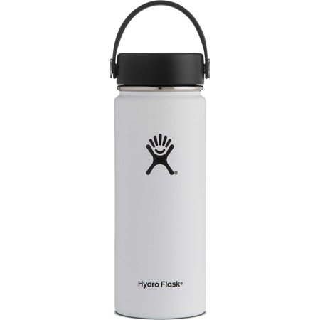 18oz Wide Mouth Insulated Bottle (Hydra Thermos)
